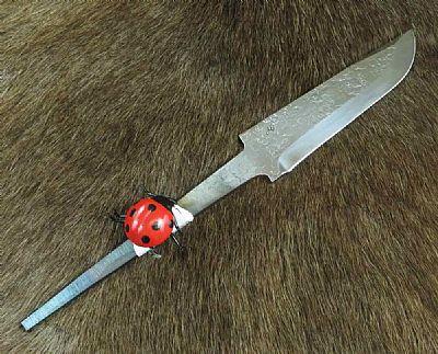 Maihkel Eklund Sweden Knifeblade In Fine Design Aeb L